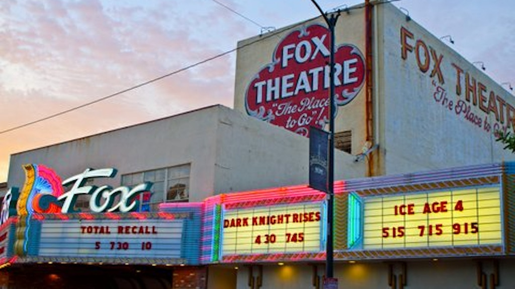 Taft Fox Theater Digital Projection Upgrade project video thumbnail