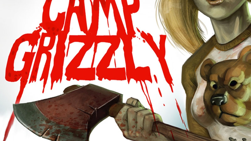 Camp Grizzly: Lights out, campers... project video thumbnail