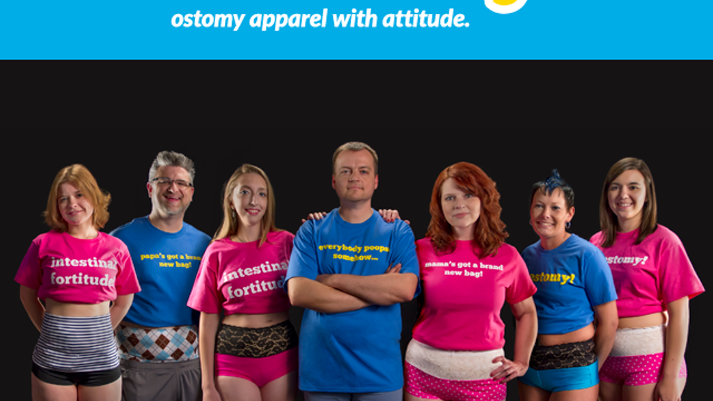 Awestomy - Ostomy Apparel with Attitude project video thumbnail