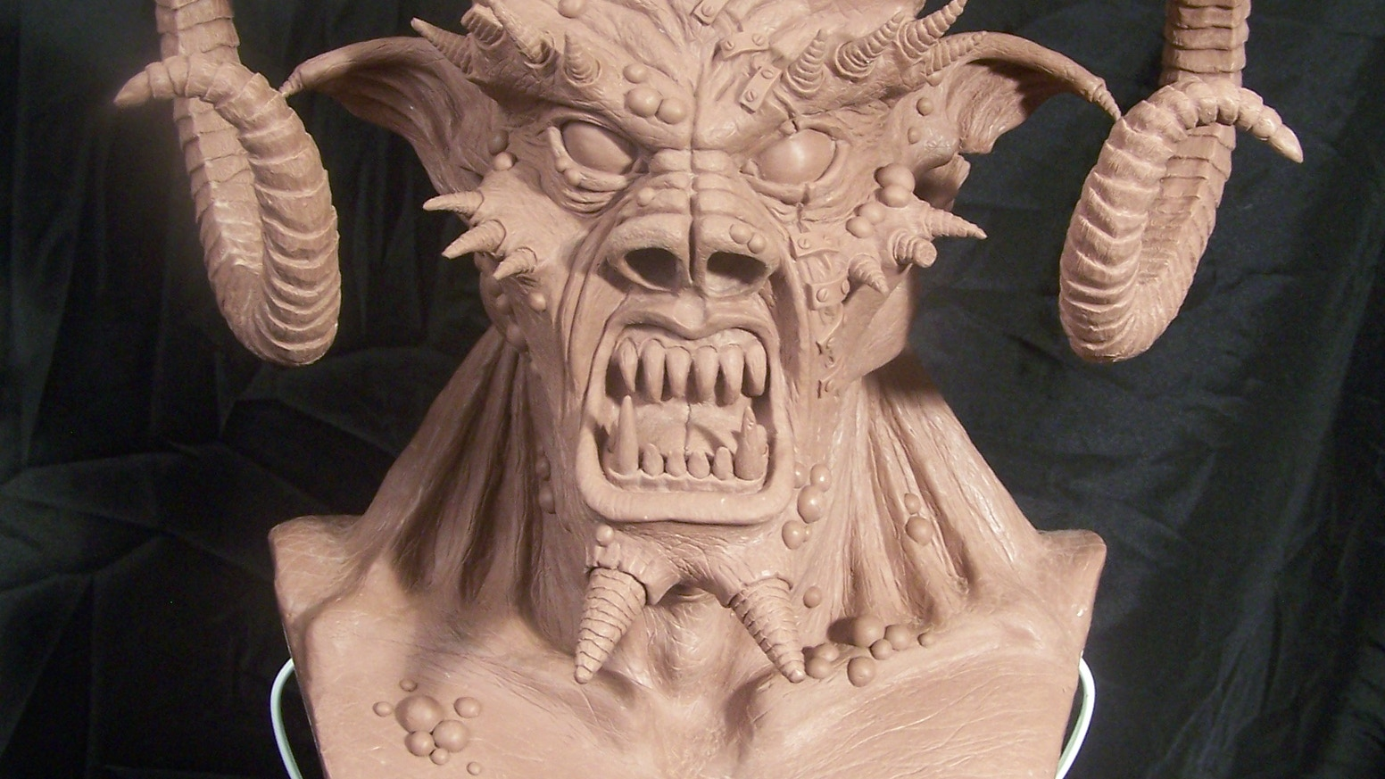 Abaddon, Guardian Of The Abyss (halloween mask) by Ryan Van ...