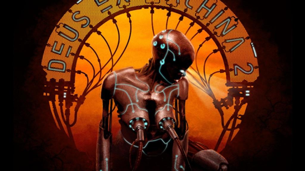 Deus Ex Machina 2 Reboot By Mel Croucher Kickstarter