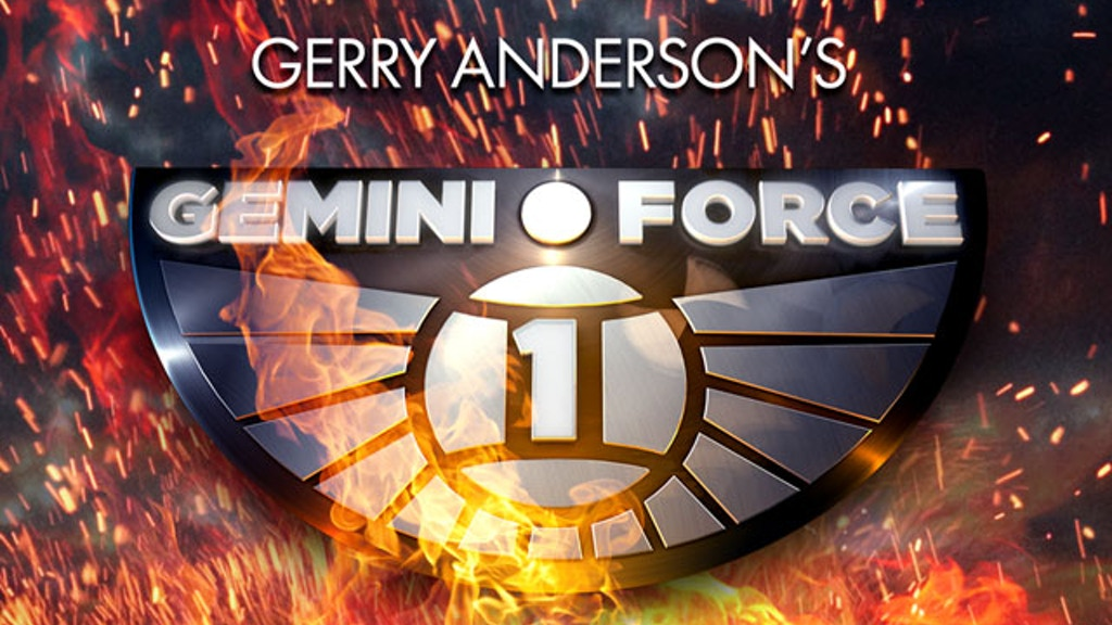 Gerry Anderson's Gemini Force One project video thumbnail