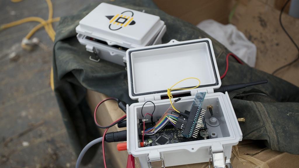 Apitronics Wireless Platform project video thumbnail