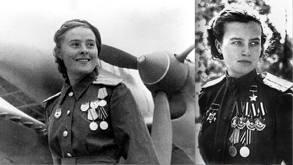 Women Combat Pilots of WWII project video thumbnail