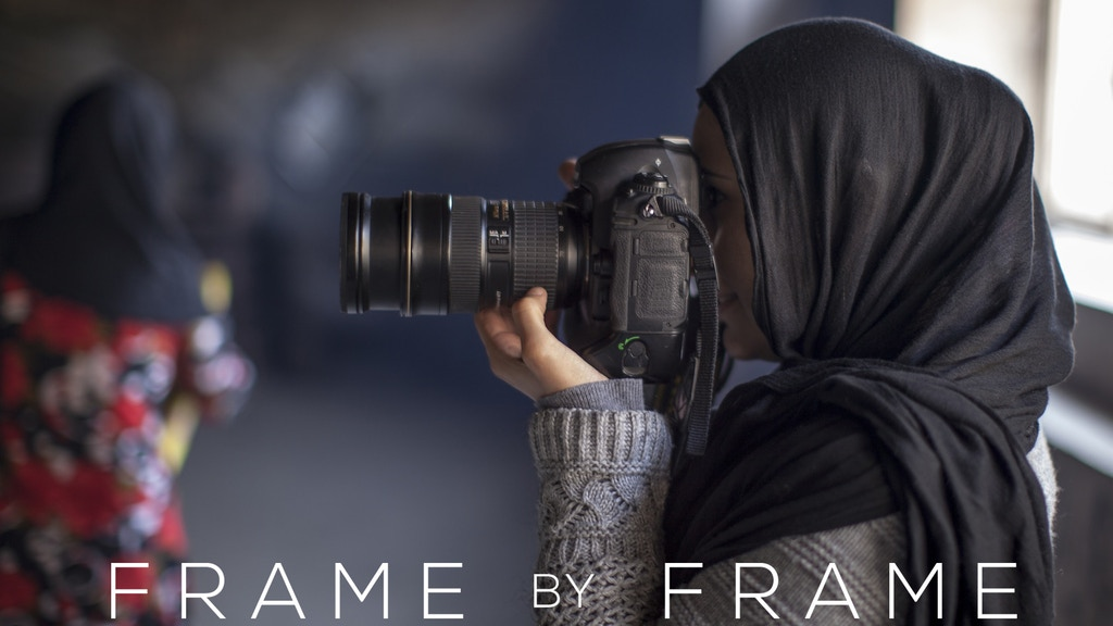 Frame by Frame by Alexandria Bombach & Mo Scarpelli — Kickstarter