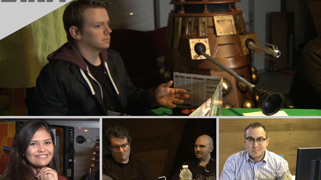 Dalek Gary - A Doctor Who Parody project video thumbnail