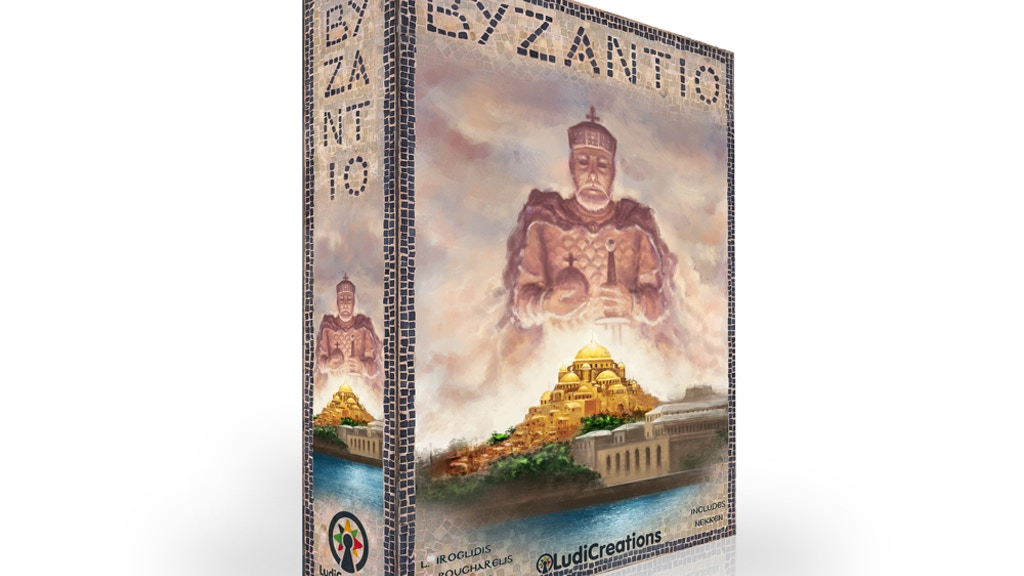 Byzantio / Nekken Board Game project video thumbnail