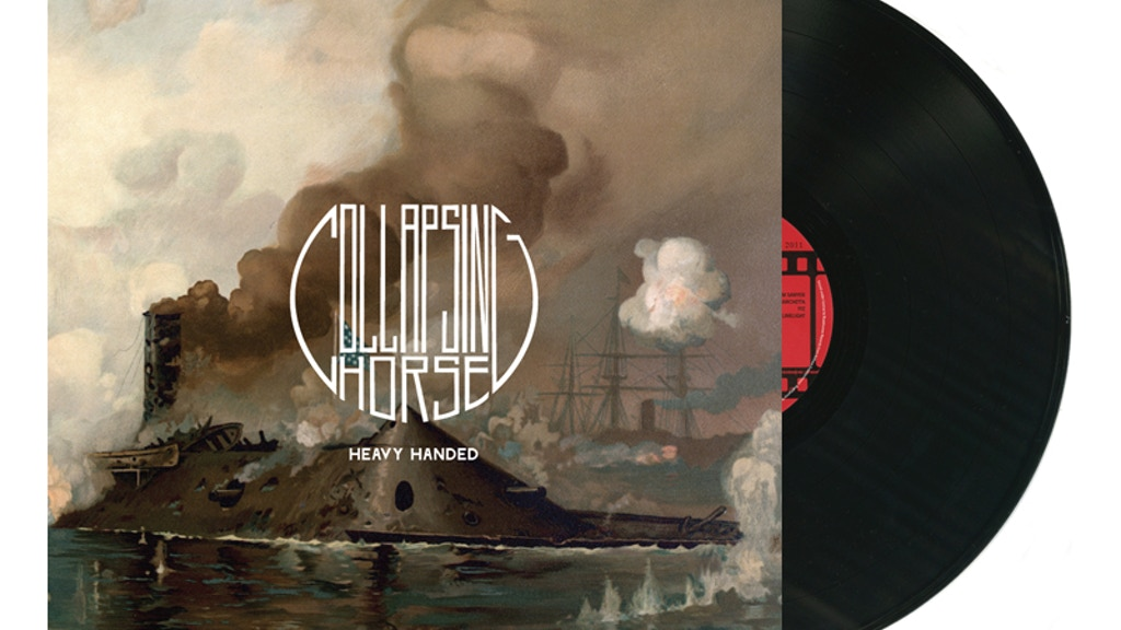 "Help Collapsing Horse press ""Heavy Handed"" on Vinyl! project video thumbnail"