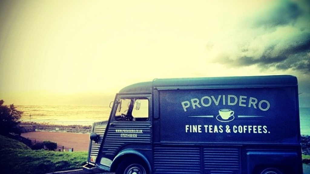 The Providero Tea & Coffee House project video thumbnail