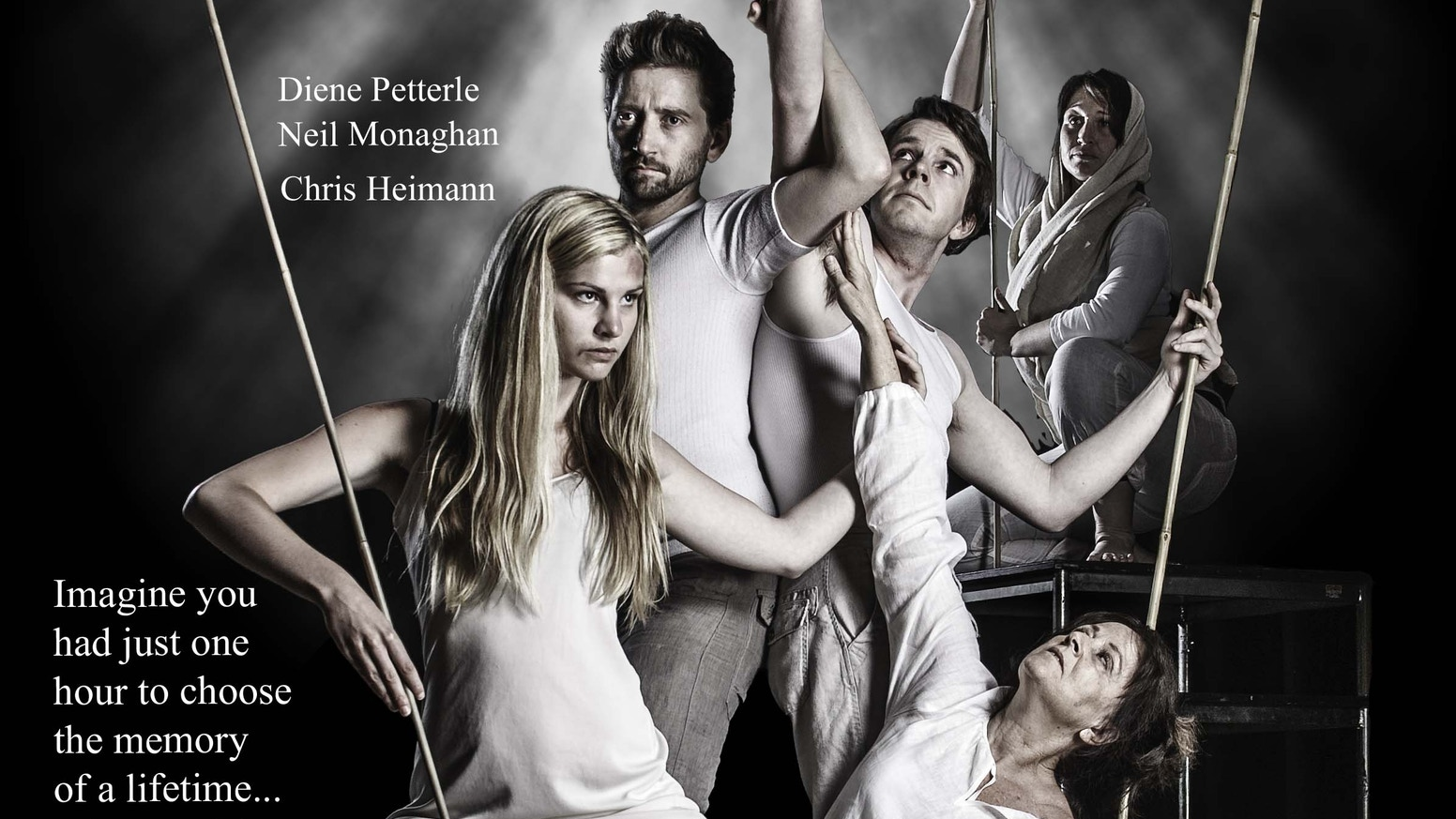 AsCend Physical Theatre Internships '100' by Jane McKell
