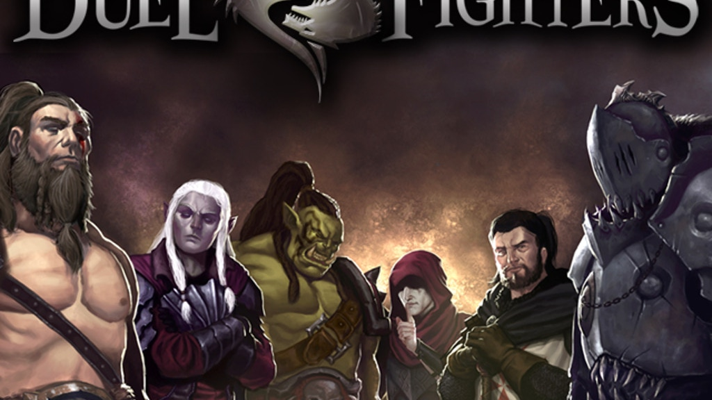 DUEL FIGHTERS project video thumbnail