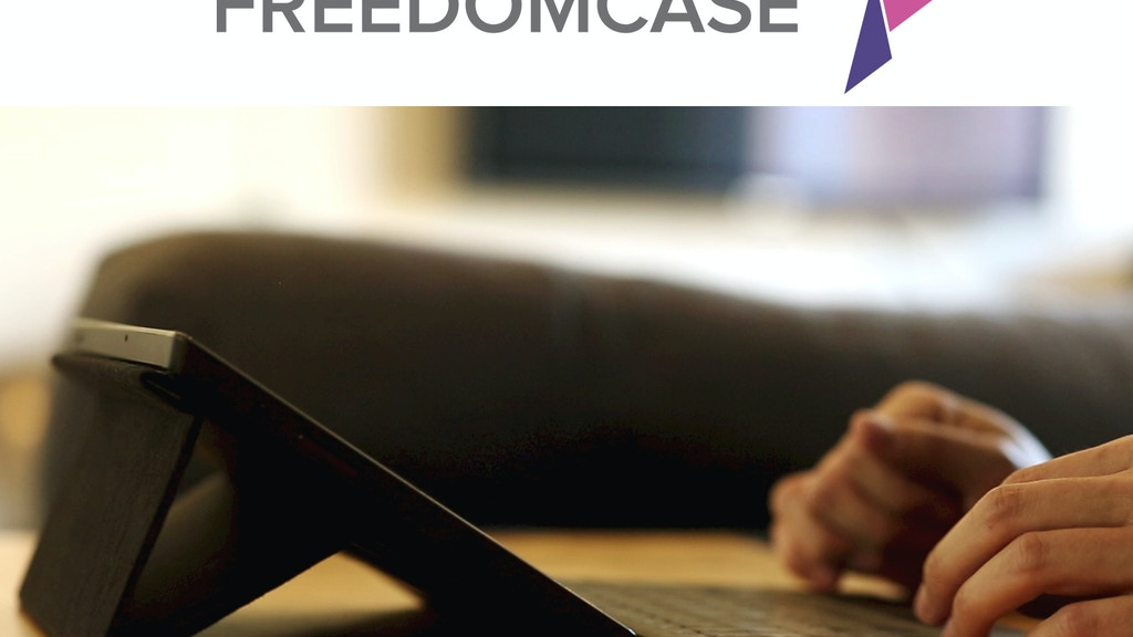 FreedomCase: Adjustable Stand & Case for Microsoft Surface project video thumbnail