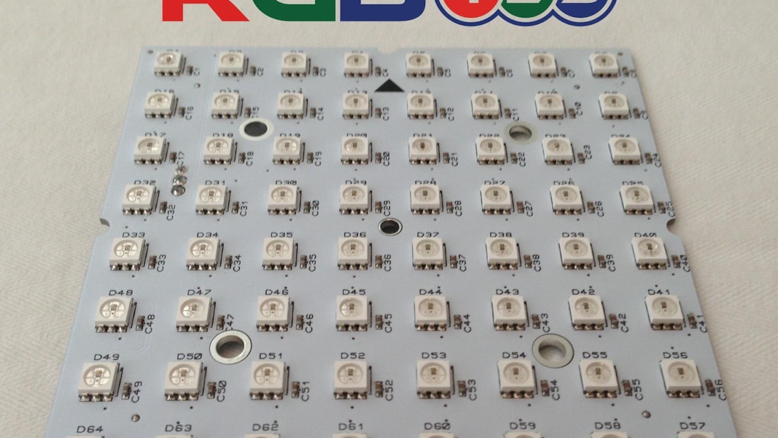 RGB-123 Led Matrices by Ryan O'Hara — Kickstarter