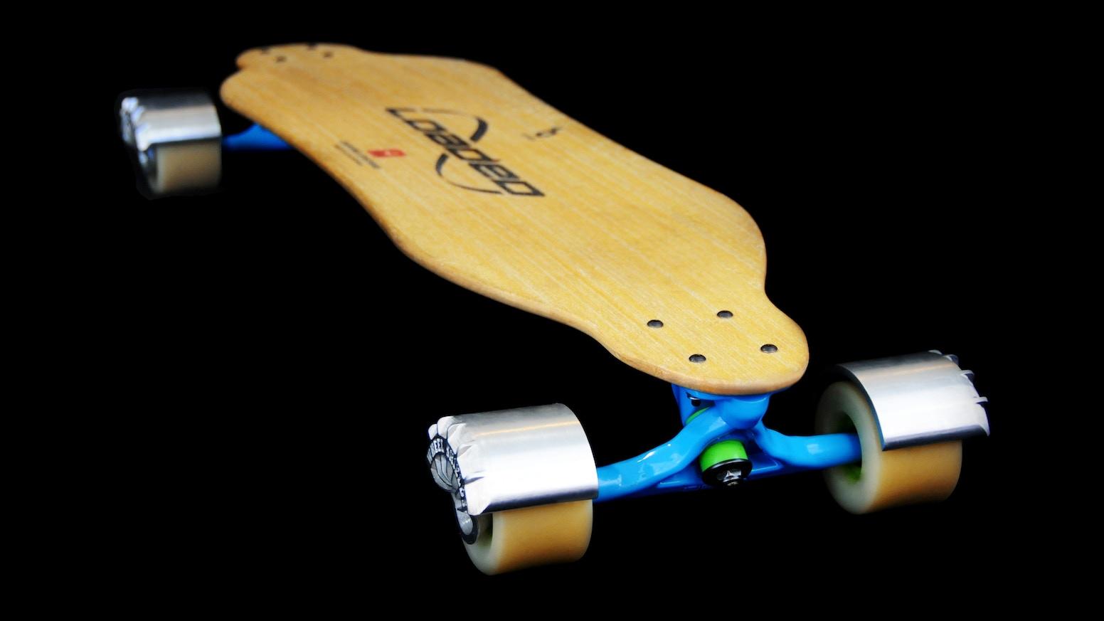 Wheel Shields - Longboarding Technology by Chase Kaczmarek