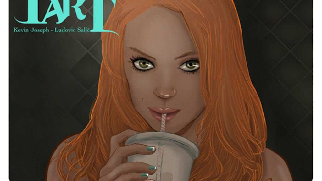 """Tart Vol 1 Adrift"" Invades New York Comic Con! project video thumbnail"