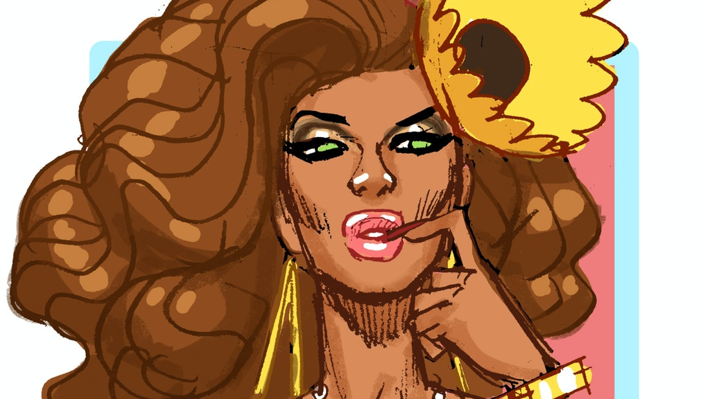 Drag Ball: The Game!  (An original game about drag queens!) project video thumbnail