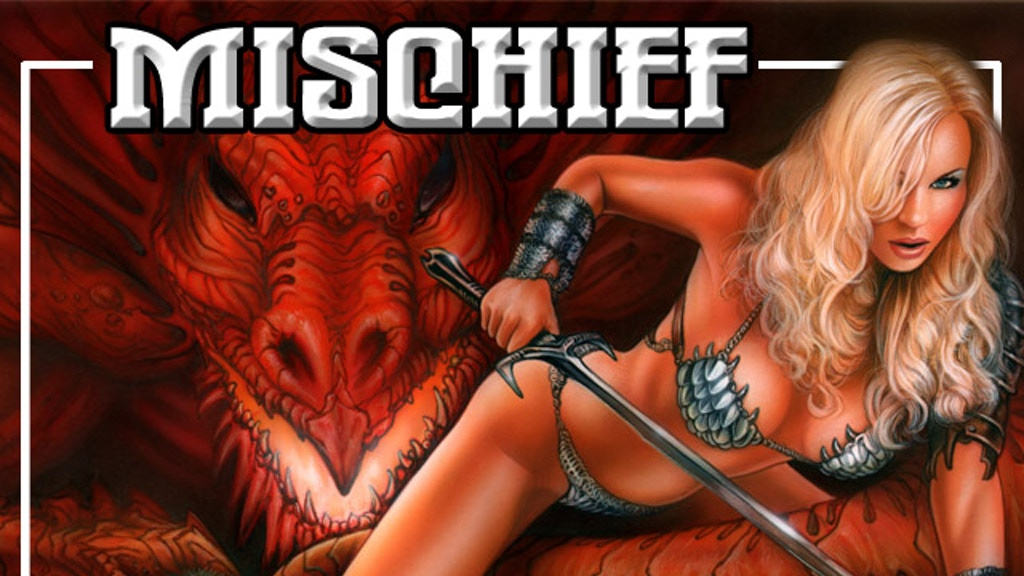Mischief - The Art of Monte M. Moore project video thumbnail