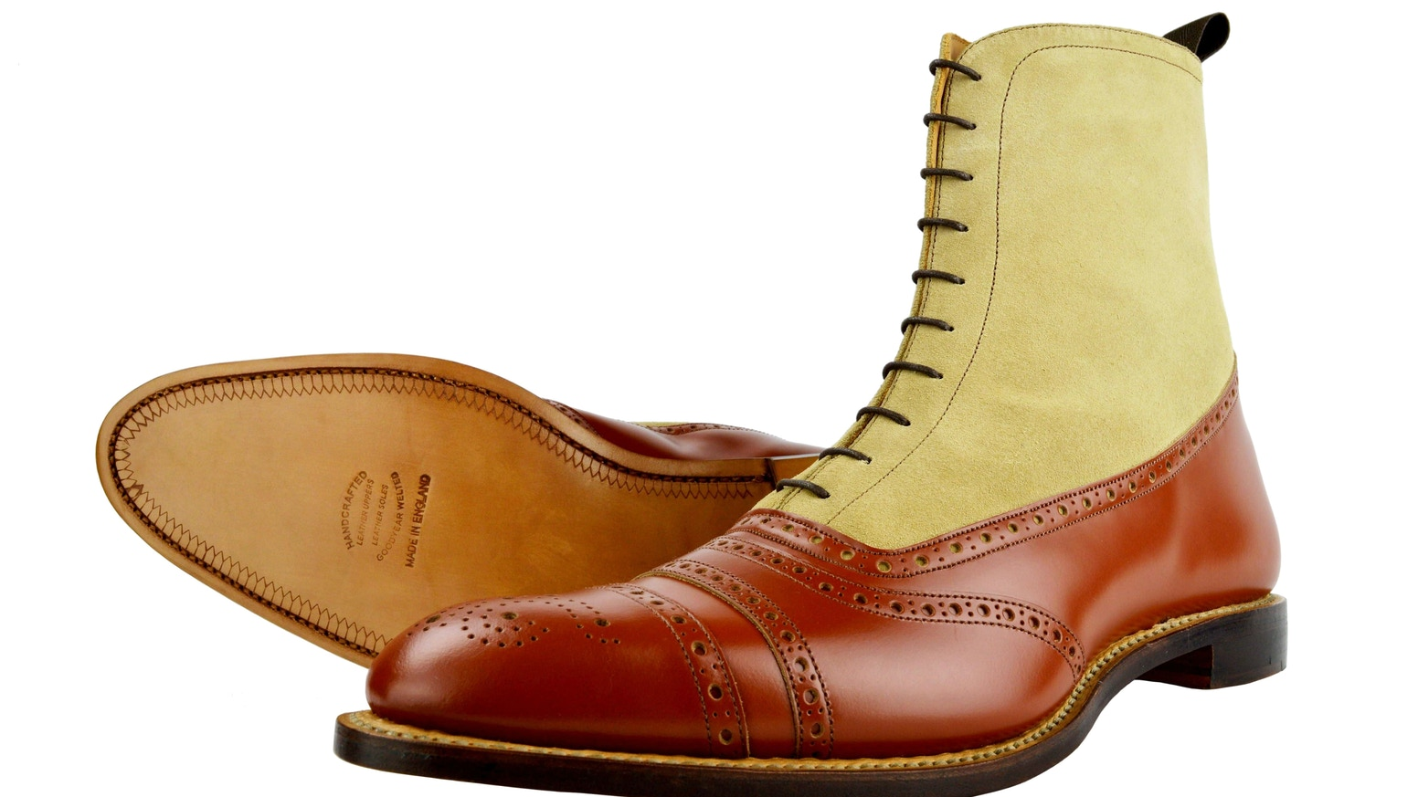 Sjc Classic Footwear By Simon James Cathcart Kickstarter Cut Engineer Shoes Iron Safety Boots Leather Dark Brown