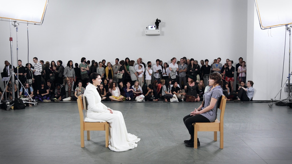 Marina Abramovic Institute: The Founders project video thumbnail