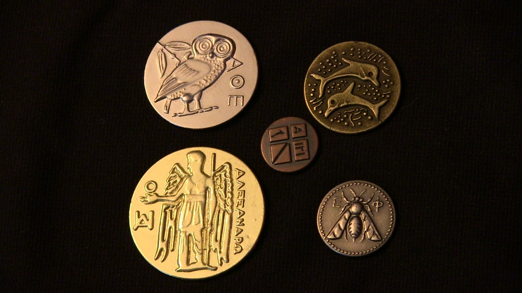 The Best Damn Metal Gaming Coins Ever! project video thumbnail