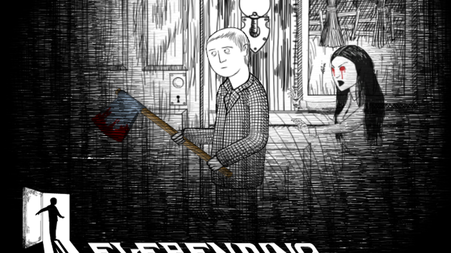 A terrifying psychological horror game inspired by the developer's battle with mental illness. Explore nightmares! Branching narrative!