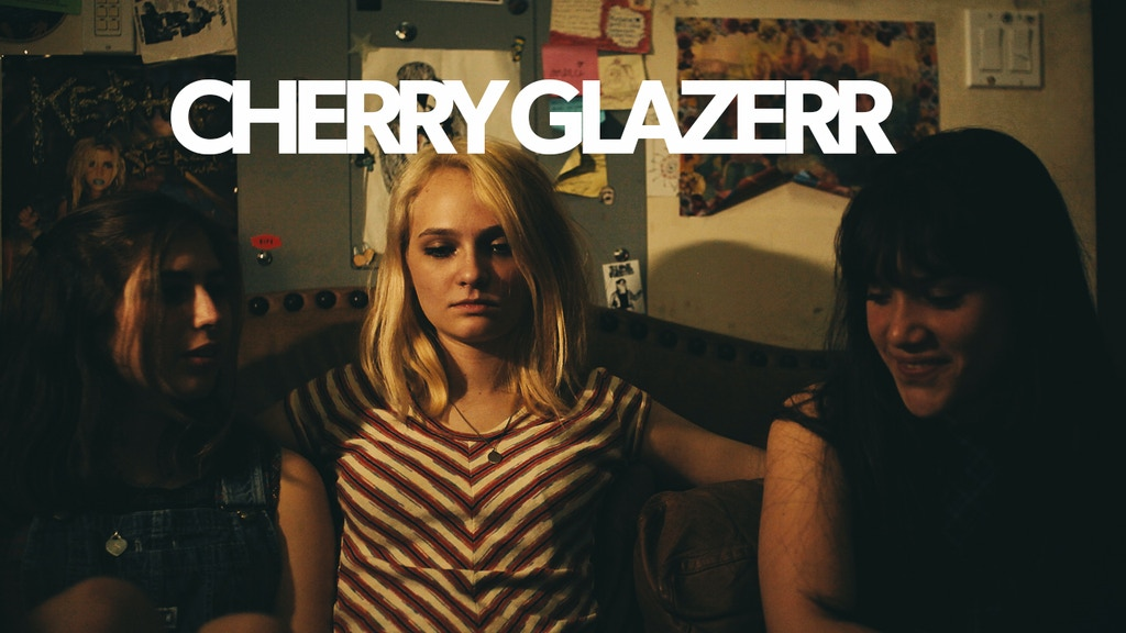 Cherry Glazerr Music Video project video thumbnail