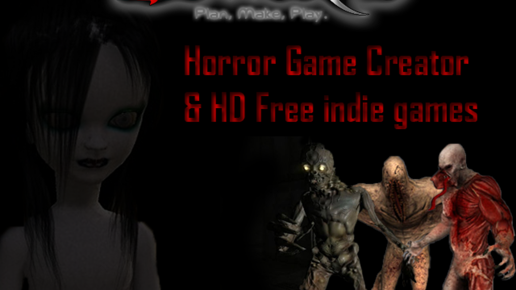 scary free games pc