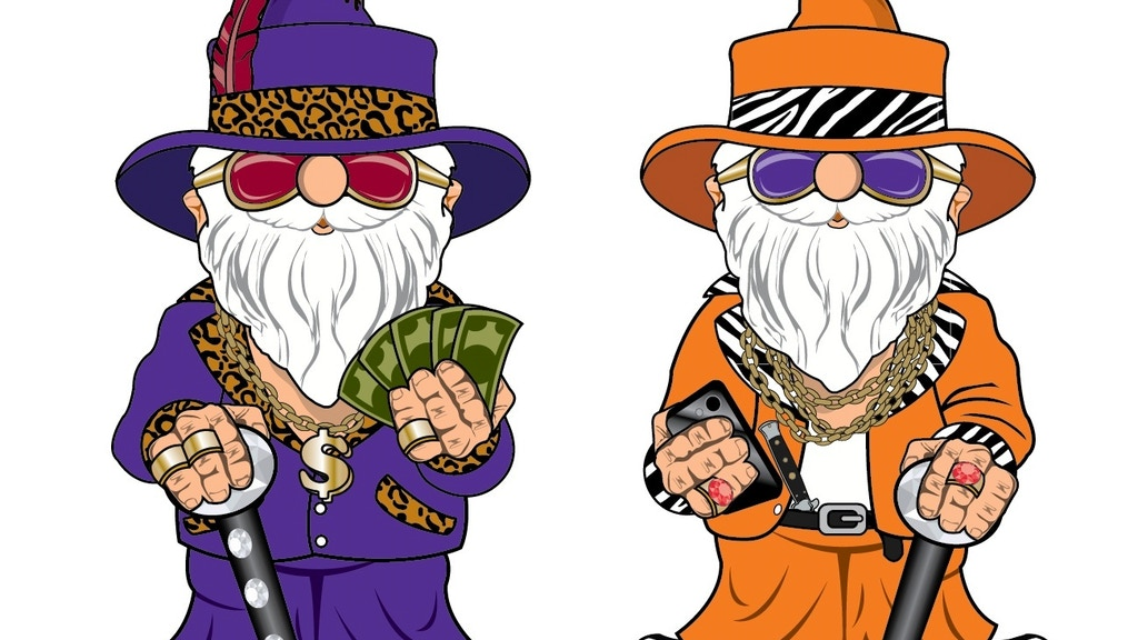 Project image for Pimp Garden Gnomes