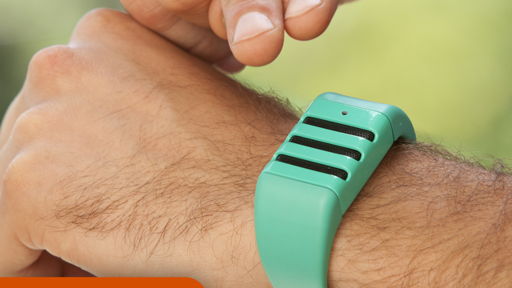 Kapture:  the audio-recording wristband project video thumbnail