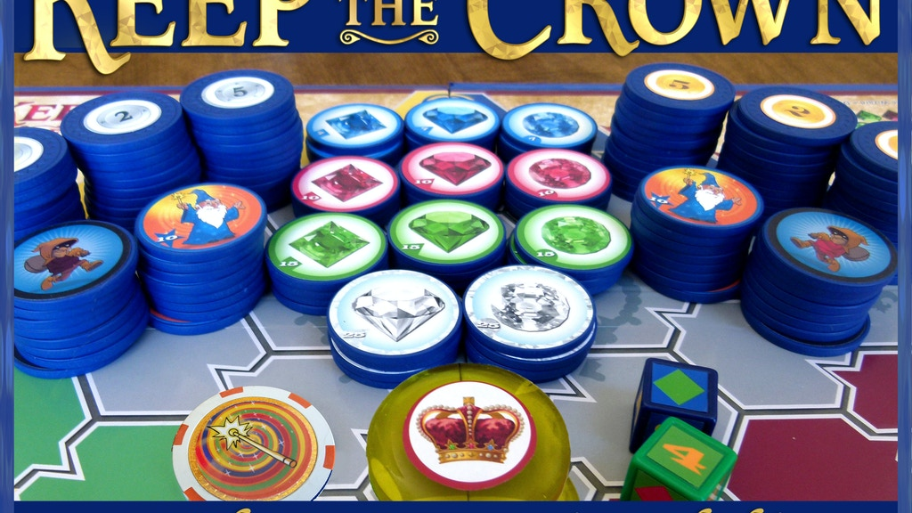 Project image for Keep the Crown: family-friendly strategy
