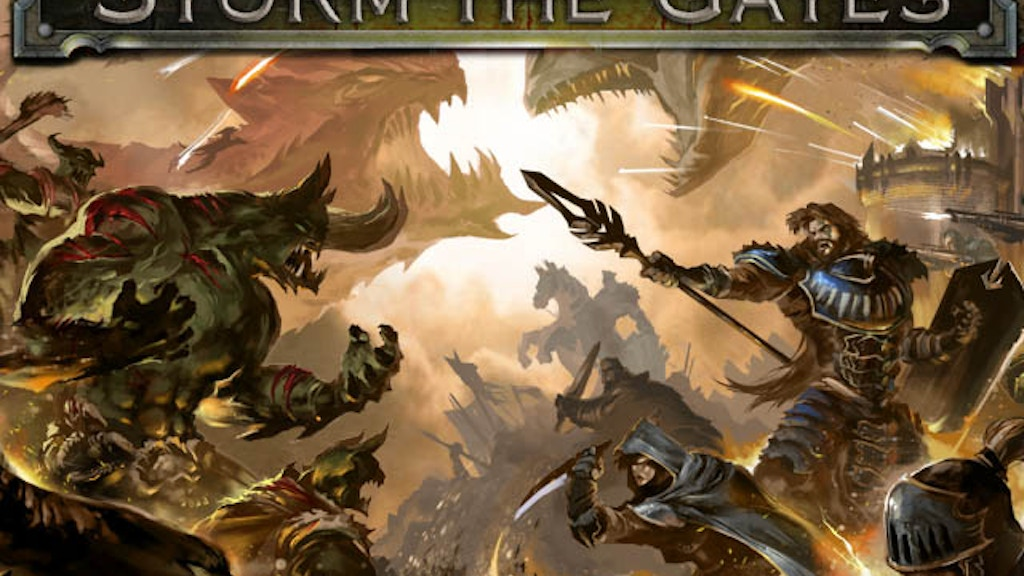 Project image for Storm the Gates (Canceled)