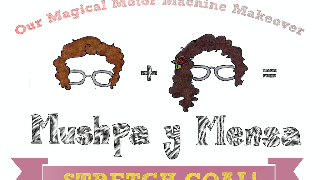Mushpa y Mensa's Magical Motor Machine Makeover! project video thumbnail