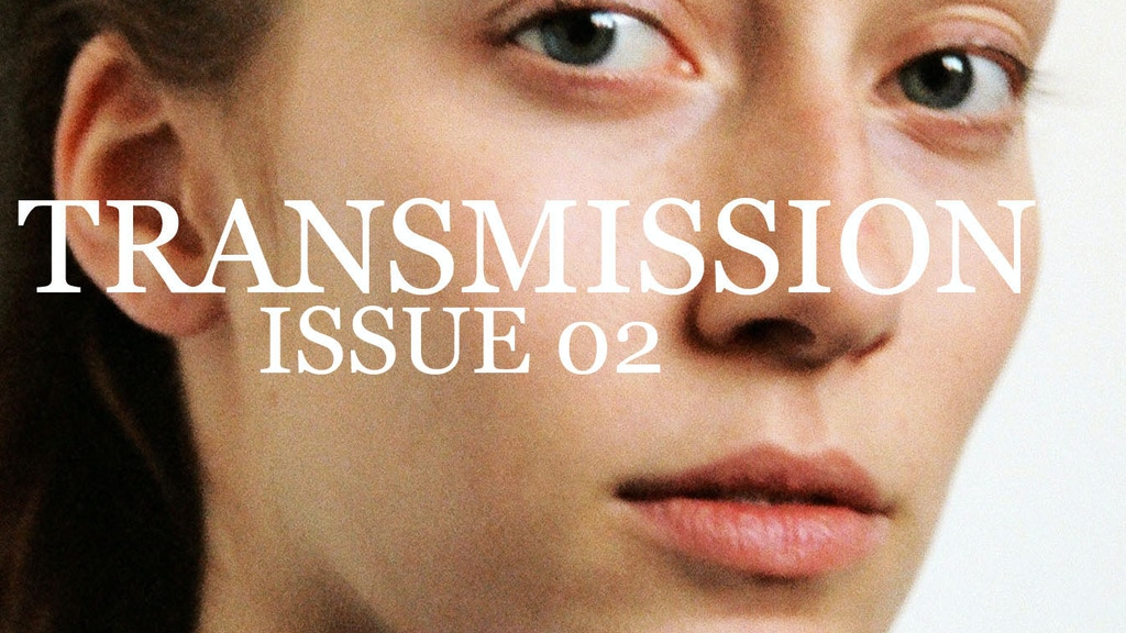 Transmission Magazine Issue 02 project video thumbnail