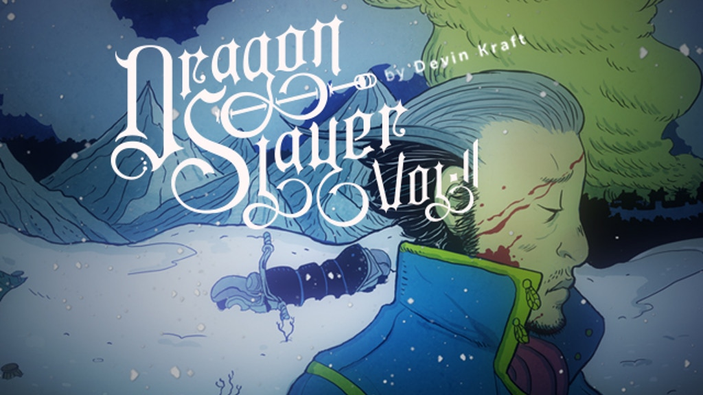 Dragon Slayer Volume 2 project video thumbnail