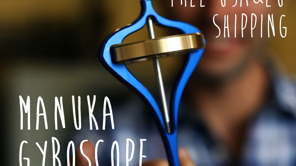 Precision Gyroscope project video thumbnail