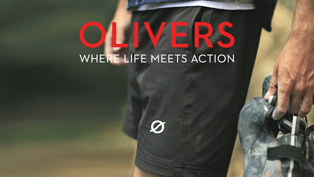 OLIVERS: The Last Pair of Athletic Shorts You'll Ever Need project video thumbnail