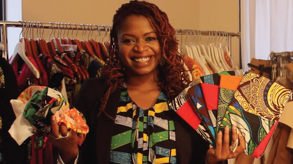 Re-Launch - Handmade Clutches by MamAfrica & Modahnik project video thumbnail