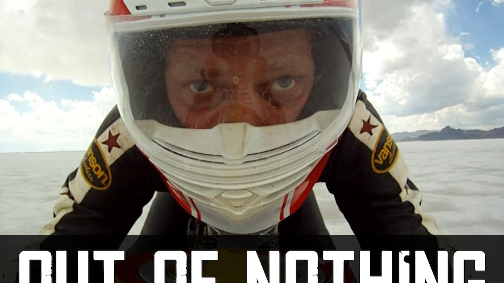 Out of Nothing project video thumbnail