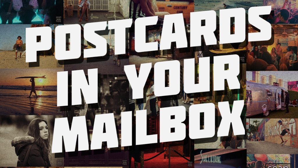 Postcards in your mailbox project video thumbnail