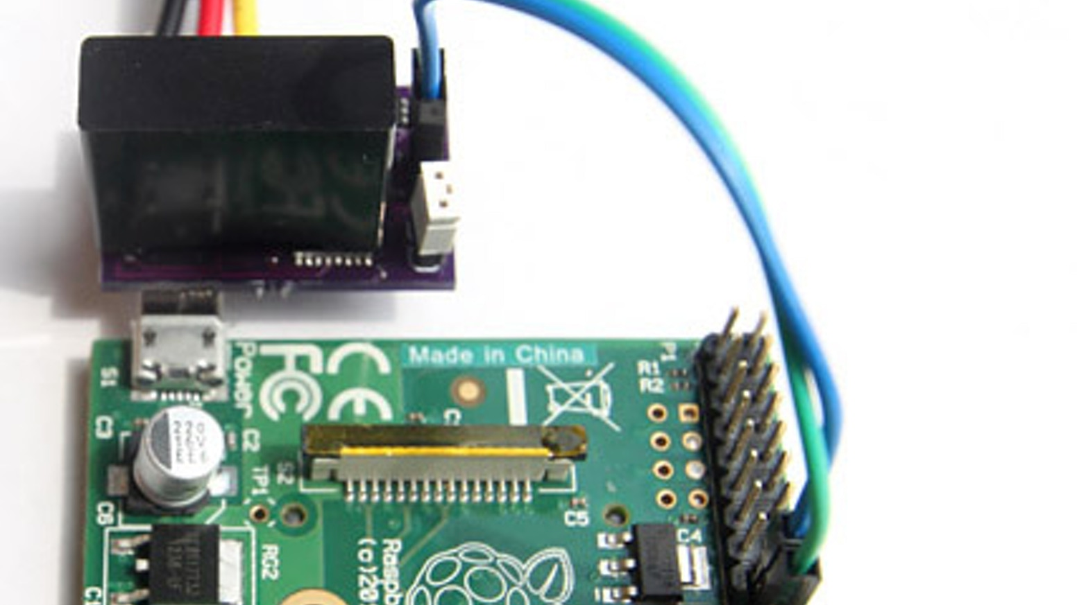 Raspberry Pi Car Power Supply Ignition Switch by MausBerry
