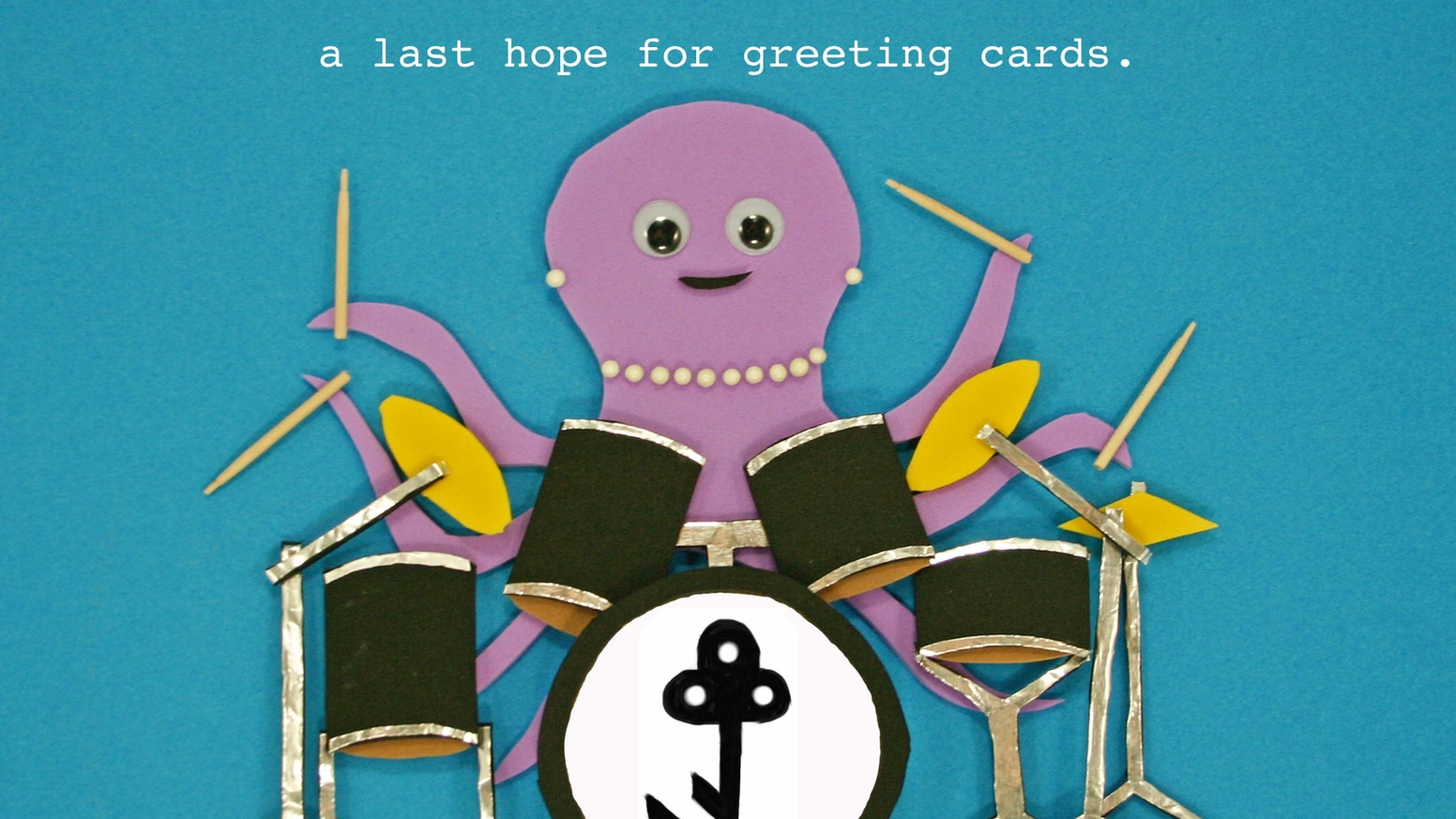 A Last Hope For Greeting Cards From Lowkey Greetings By Christopher