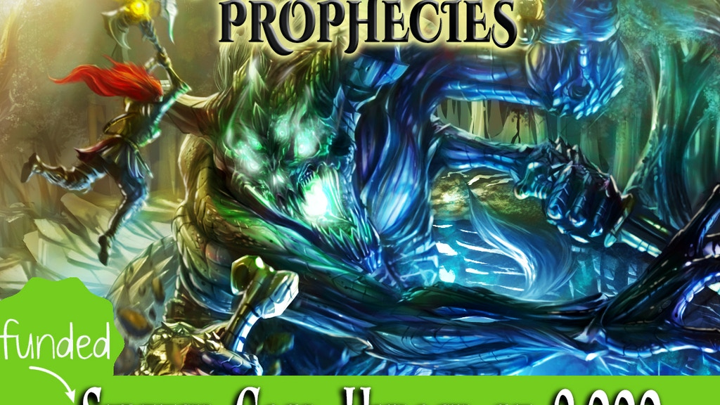 PASTS, PERSONAS & PROPHECIES- Roleplaying Game project video thumbnail