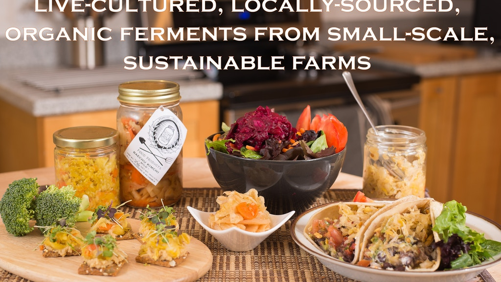 Home Grown Food Products - Ferment a Revolution project video thumbnail