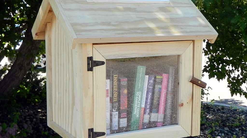 Little Free Library Project: Winston Salem, NC project video thumbnail