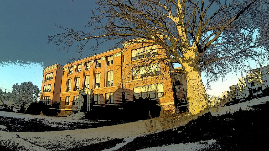 My Old School - Woonsocket High School Documentary project video thumbnail