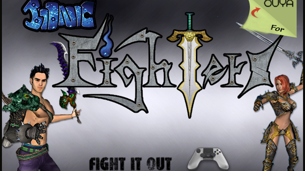 Project image for Bionic Fighters- Super Smash Bros Style Combat
