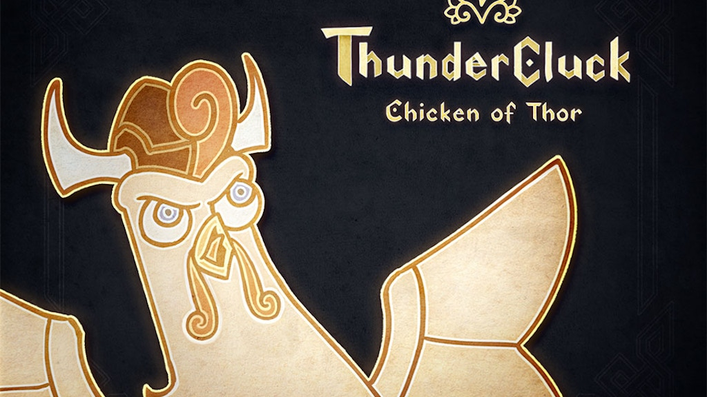 Thundercluck™ project video thumbnail