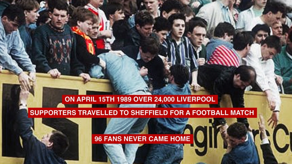 SATURDAY – short film about the Hillsborough disaster project video thumbnail