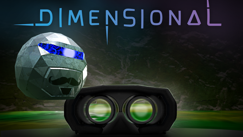 Dimensional -  a ground-breaking VR-only experience project video thumbnail