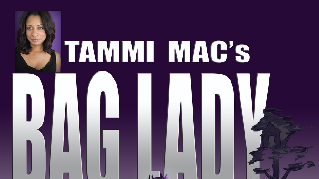 Bag Lady: A One Woman Show & Web-series project video thumbnail
